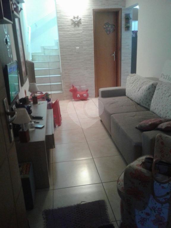 Venda Casa de vila Praia Grande Sítio Do Campo REO200167 2