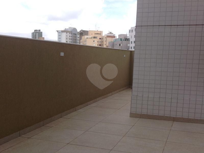Venda Apartamento Belo Horizonte Buritis REO201395 2