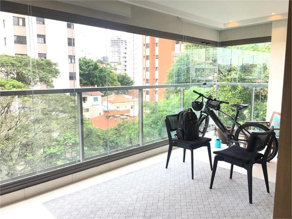 Venda Apartamento São Paulo Pinheiros REO201459 8