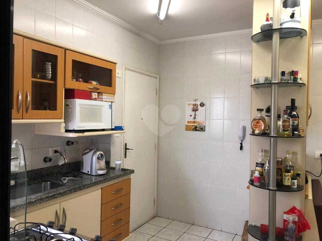 Venda Apartamento Santos Pompéia REO201736 8