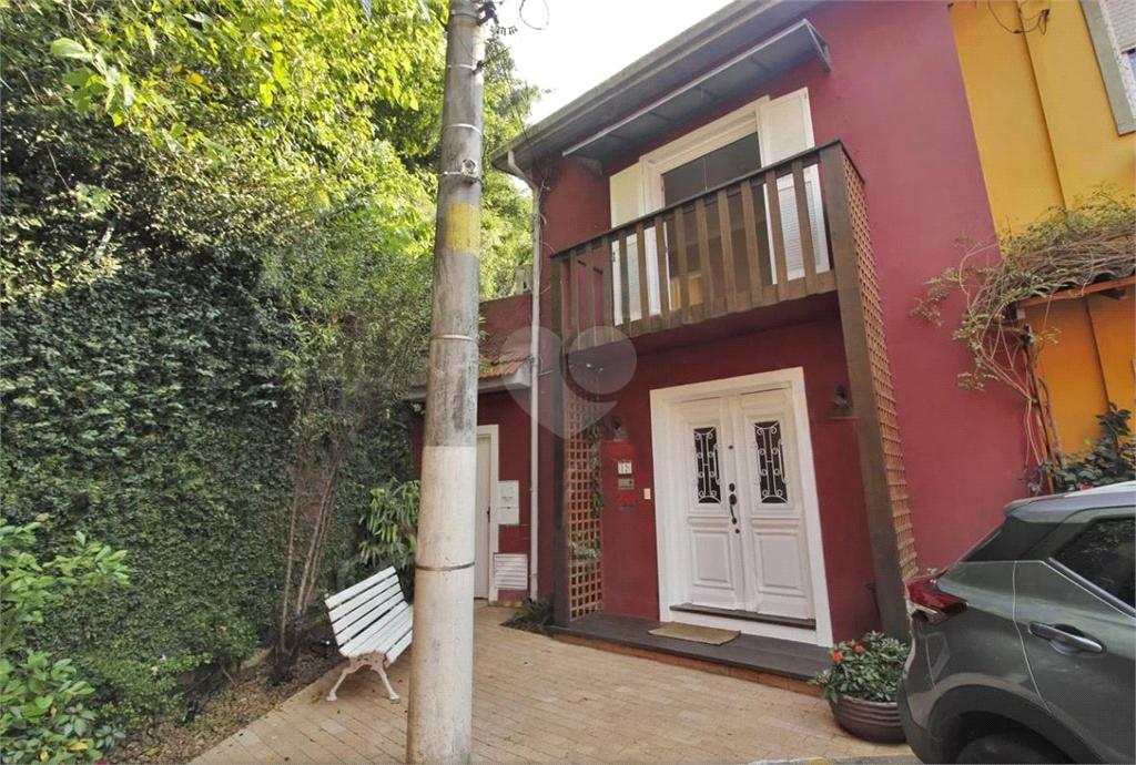 Venda Casa de vila São Paulo Vila Olímpia REO203502 61