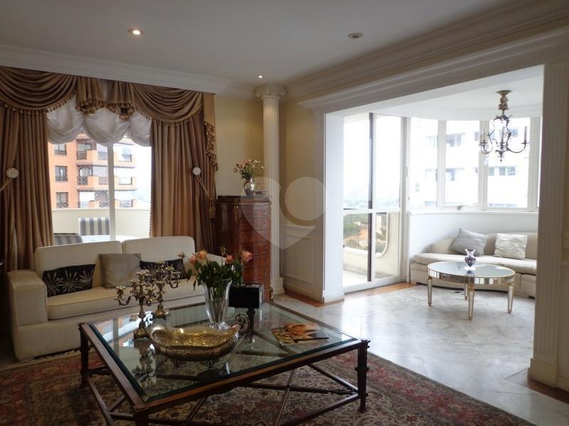 Venda Apartamento São Paulo Consolação REO20359 1