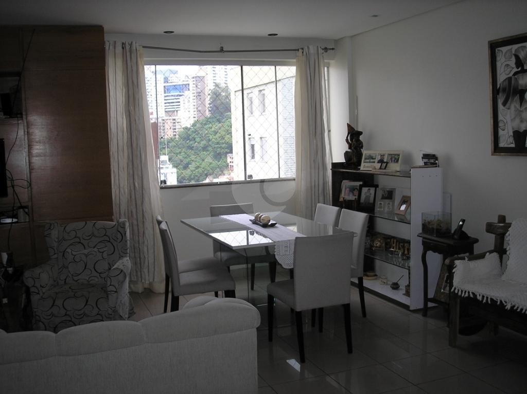 Venda Apartamento Belo Horizonte Coração De Jesus REO204450 1