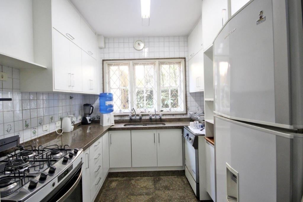 Venda Casa São Paulo Alto De Pinheiros REO206141 11