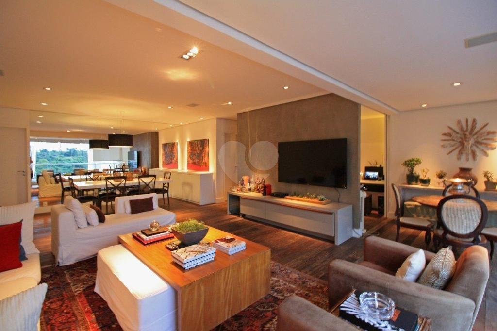Venda Apartamento São Paulo Pinheiros REO208596 1