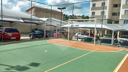 Venda Apartamento Belo Horizonte Venda Nova REO212232 30