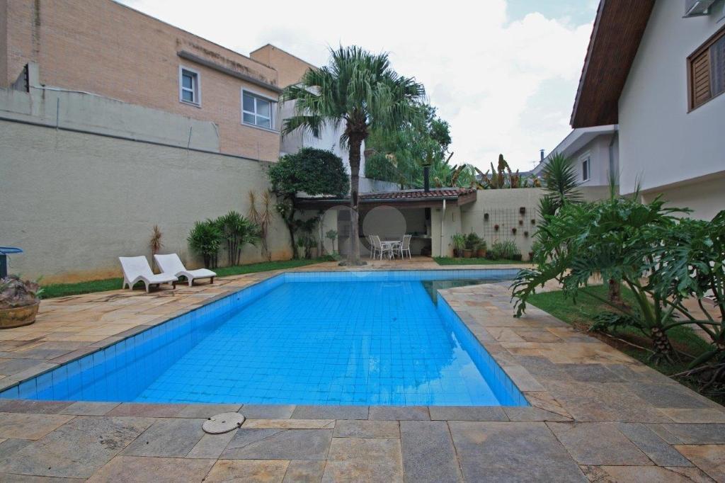 Venda Casa São Paulo Alto De Pinheiros REO212279 5