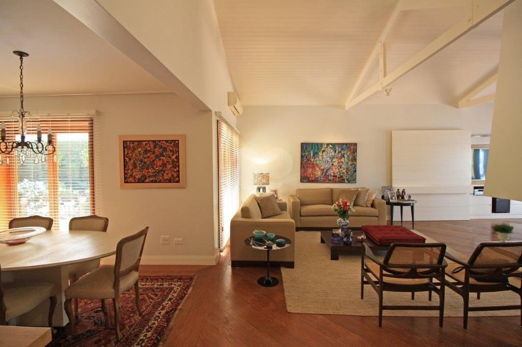 Venda Casa térrea São Paulo Alto De Pinheiros REO213169 1