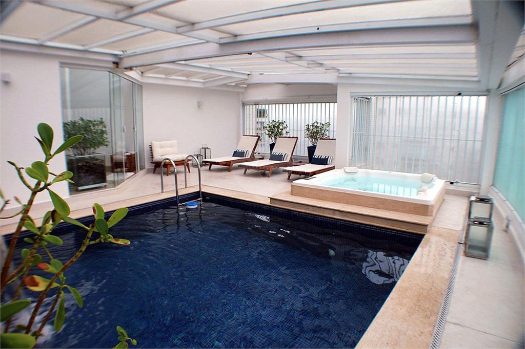 Venda Apartamento Santos Ponta Da Praia REO213740 29