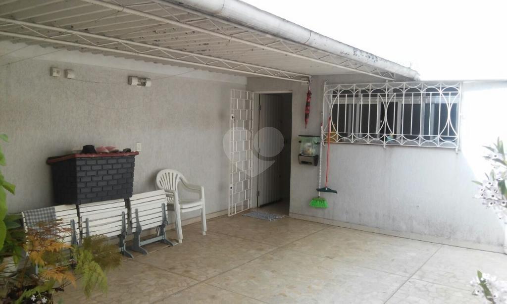 Venda Sobrado São Paulo Vila Isolina Mazzei REO214826 14