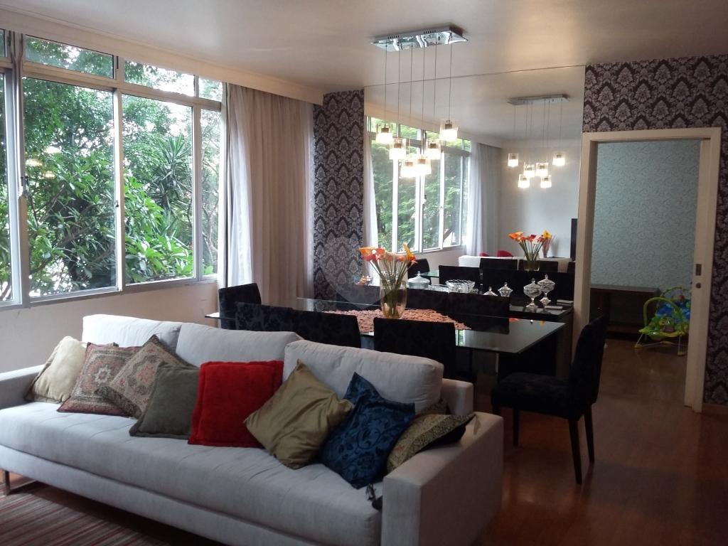Venda Apartamento São Paulo Pinheiros REO217002 2