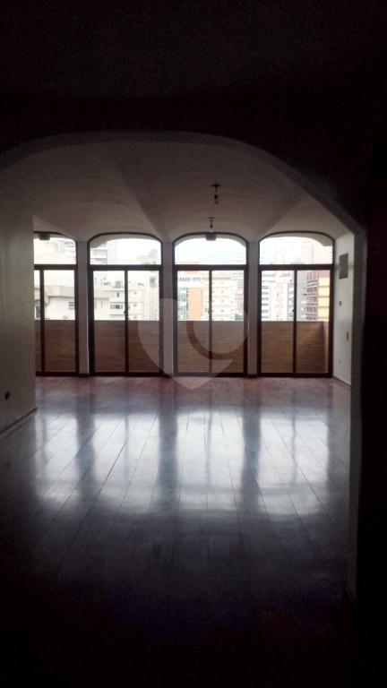 Aluguel Apartamento Santos Boqueirão REO217476 3