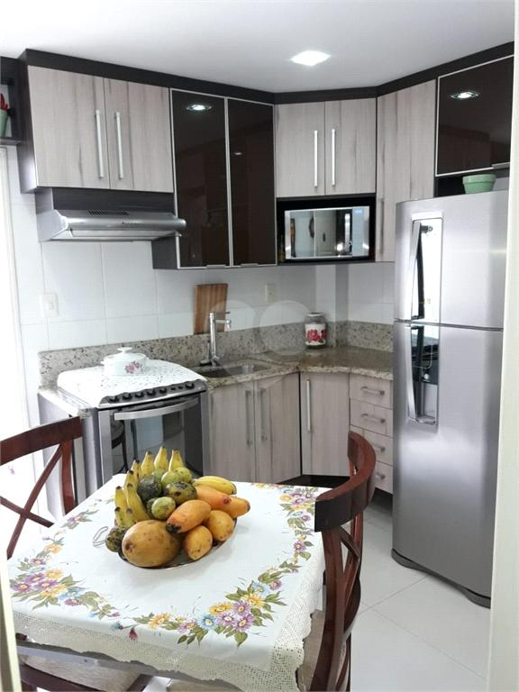 Venda Apartamento Santos Pompéia REO217777 16