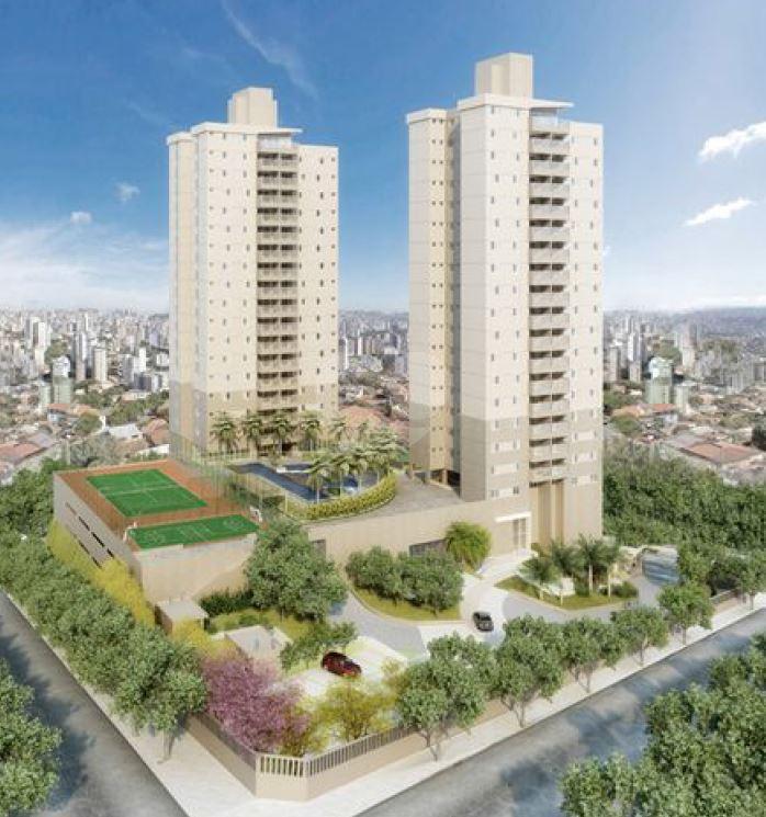 Venda Apartamento Belo Horizonte São Lucas REO218348 3