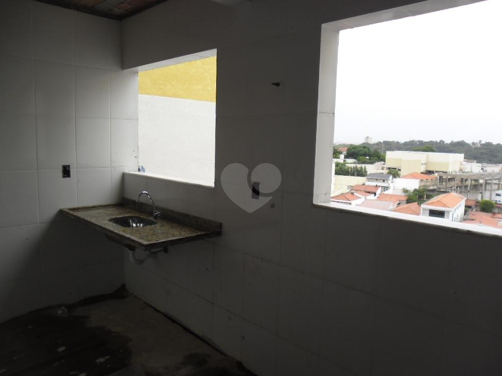 Venda Apartamento Sorocaba Vila Barcelona REO218471 3