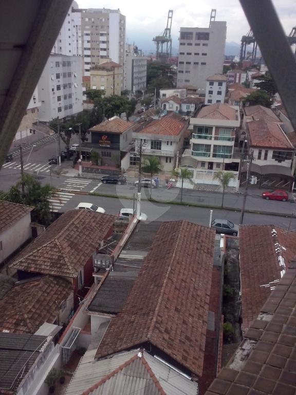 Venda Apartamento Santos Ponta Da Praia REO237764 12