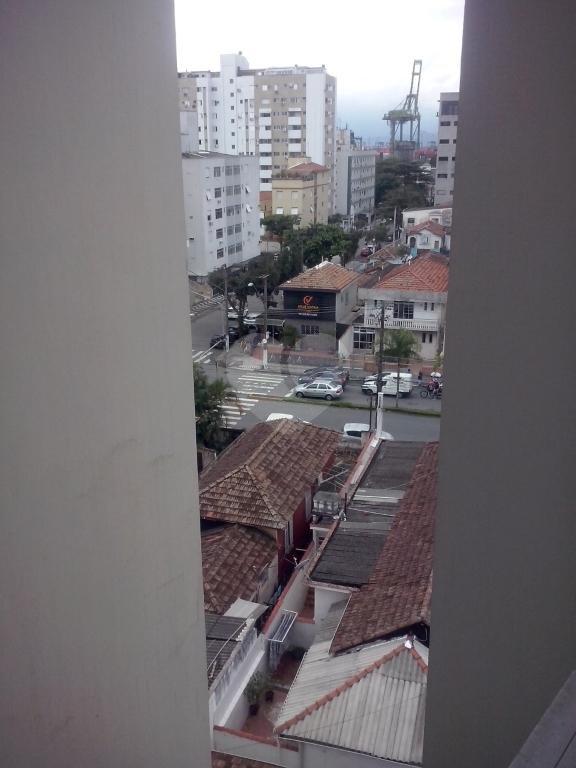 Venda Apartamento Santos Ponta Da Praia REO237764 14