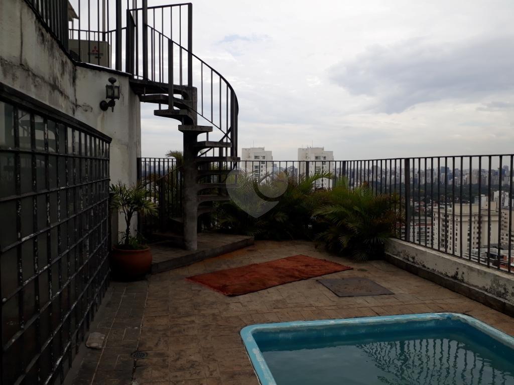 Venda Cobertura São Paulo Pinheiros REO238885 2
