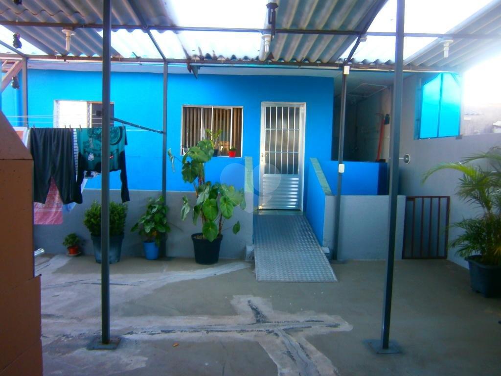 Venda Sobrado São Paulo Vila Aurora (zona Norte) REO238959 9