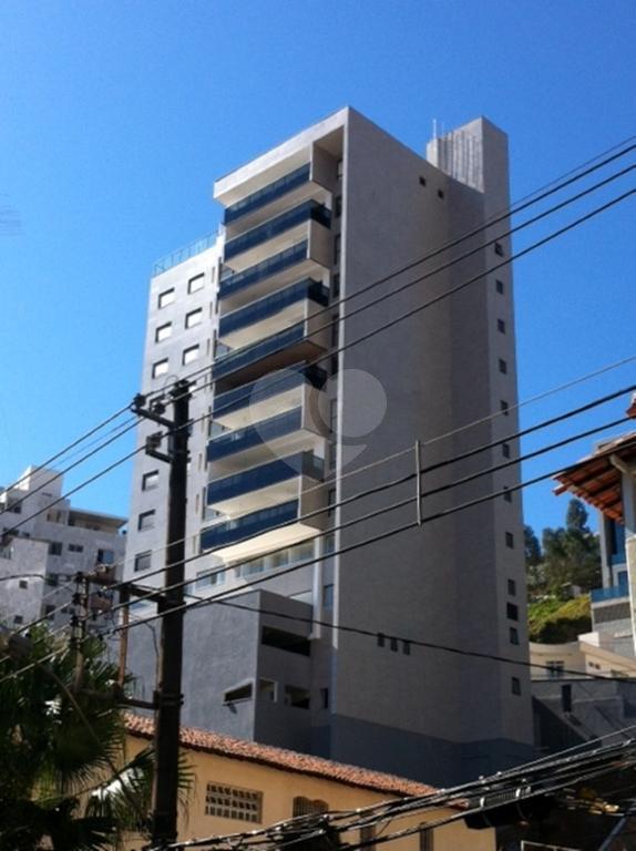 Venda Apartamento Belo Horizonte Santa Lúcia REO2421 1