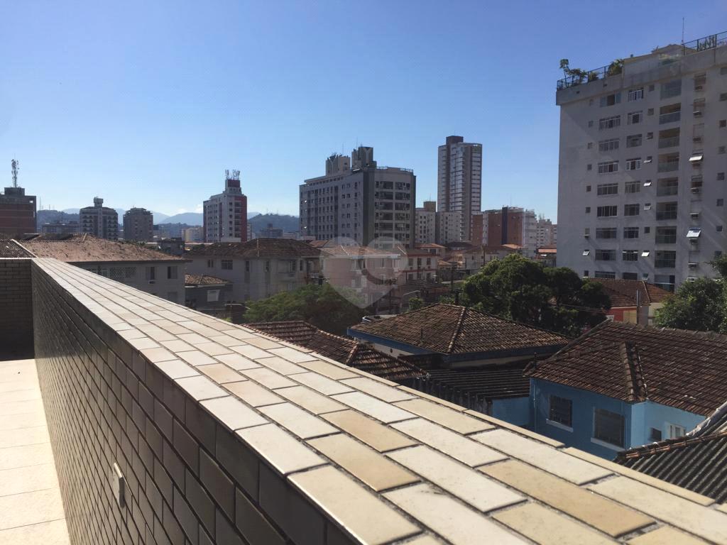 Aluguel Apartamento Santos José Menino REO244729 29