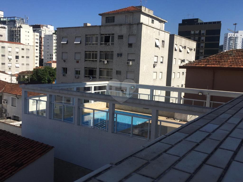 Aluguel Apartamento Santos José Menino REO244729 23