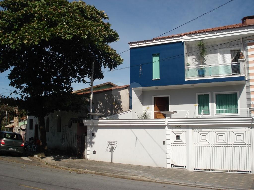 Venda Sobrado São Paulo Vila Isolina Mazzei REO244955 2