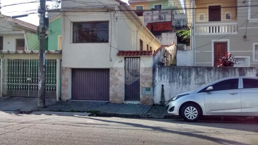 Venda Casa térrea São Paulo Vila Isolina Mazzei REO245104 1