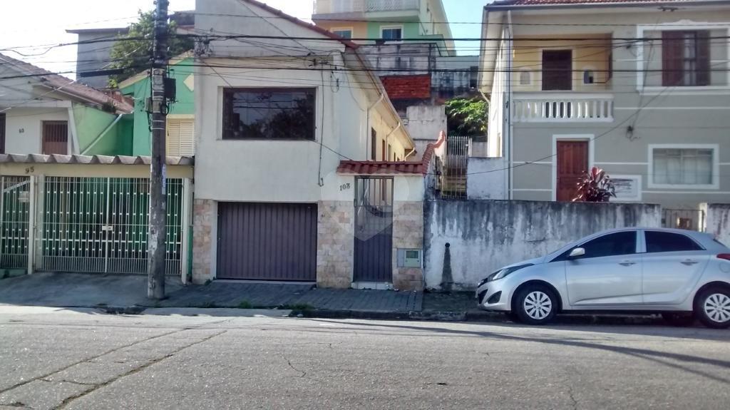 Venda Casa térrea São Paulo Vila Isolina Mazzei REO245104 24