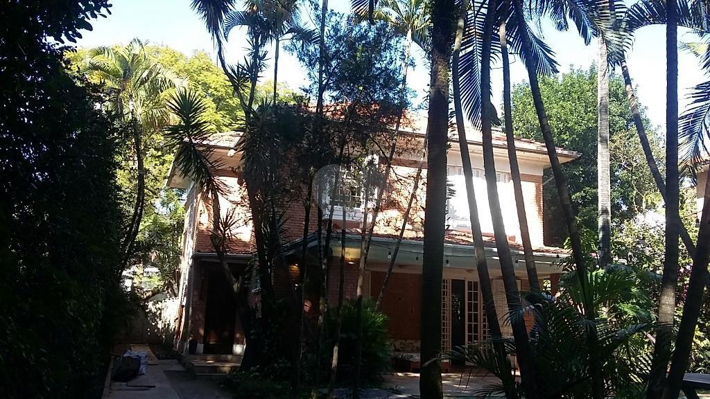 Venda Sobrado São Paulo Jardim América REO245531 26
