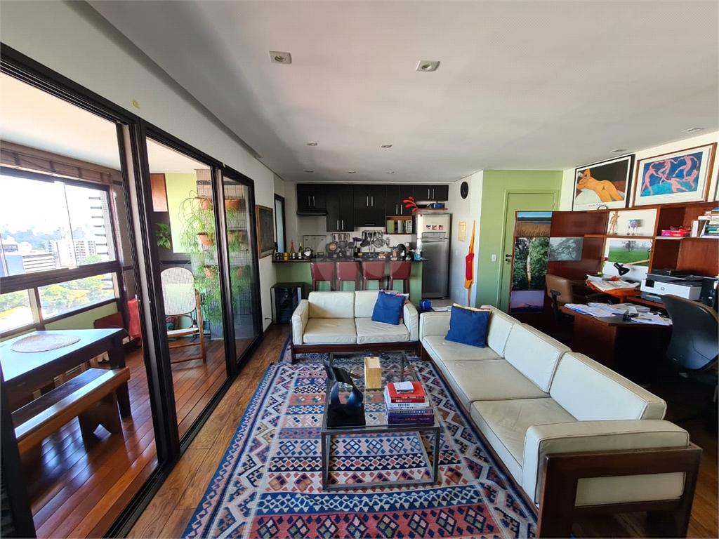 Venda Apartamento São Paulo Pinheiros REO246142 3