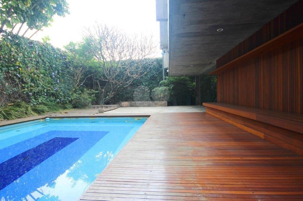 Venda Casa São Paulo Alto De Pinheiros REO246751 5