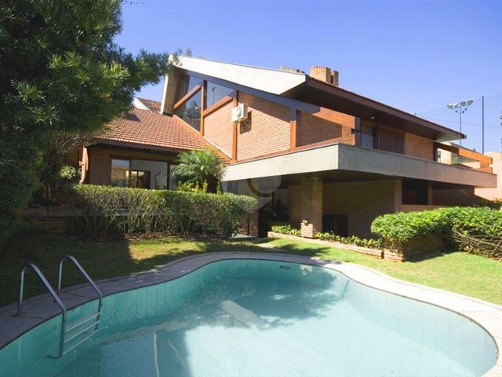Venda Casa São Paulo Cidade Jardim REO249784 1