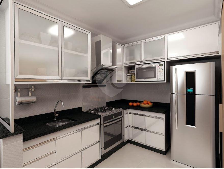 Venda Apartamento Belo Horizonte Sagrada Família REO251534 2