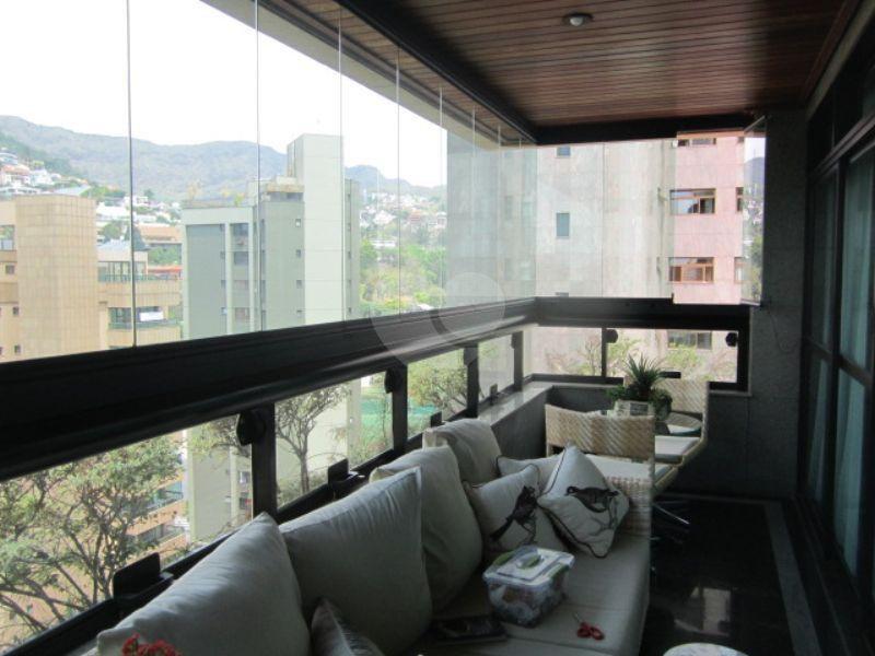 Venda Apartamento Belo Horizonte Serra REO252162 20