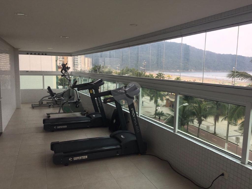 Venda Apartamento Praia Grande Canto Do Forte REO255646 29