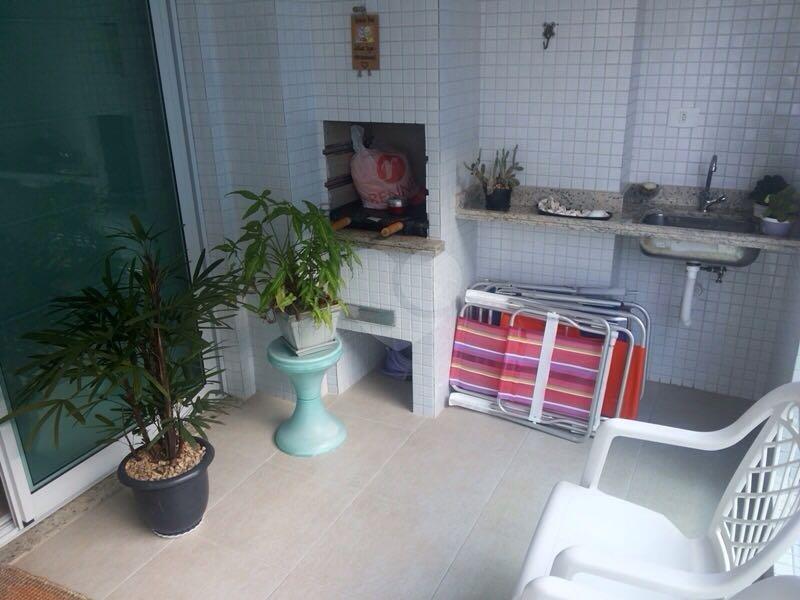 Venda Apartamento Praia Grande Canto Do Forte REO255646 8