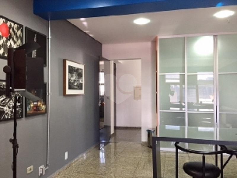 Venda Cobertura São Paulo Vila Nova Conceição REO256195 22