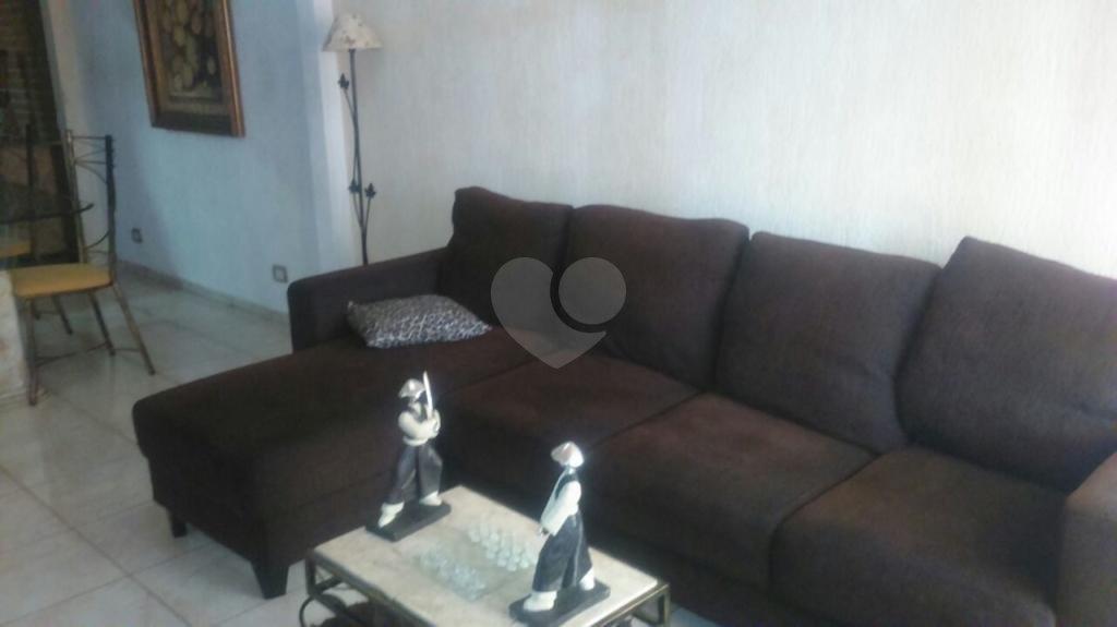 Venda Casa térrea São Paulo Vila Nova Mazzei REO258986 2