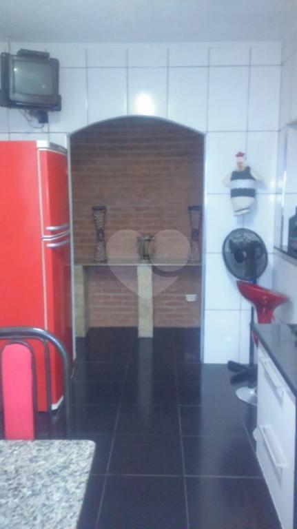 Venda Casa térrea São Paulo Vila Nova Mazzei REO258986 16