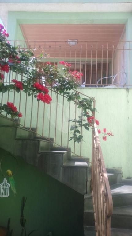 Venda Casa térrea São Paulo Vila Nova Mazzei REO258986 22