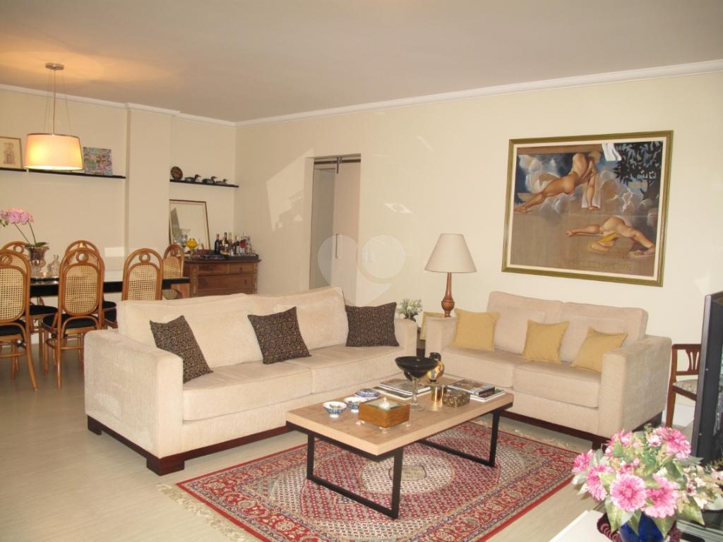 Venda Apartamento São Paulo Pinheiros REO260977 2