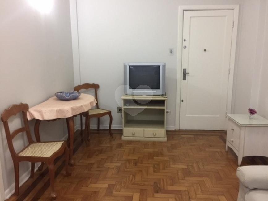 Aluguel Apartamento Santos Boqueirão REO261858 3