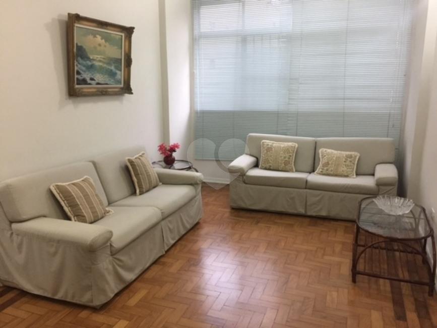 Aluguel Apartamento Santos Boqueirão REO261858 1