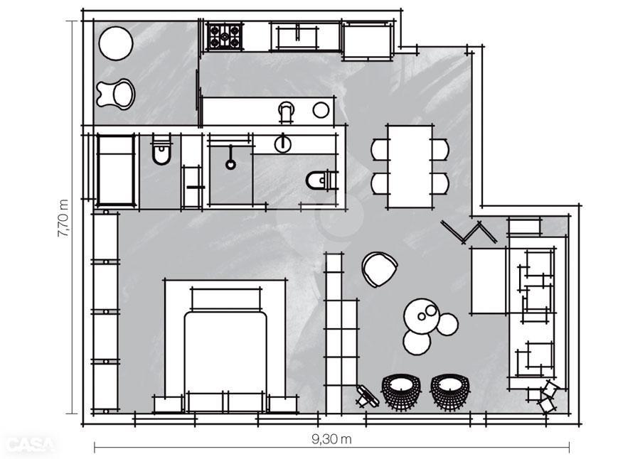 Aluguel Apartamento São Paulo Jardim Fonte Do Morumbi REO262153 21