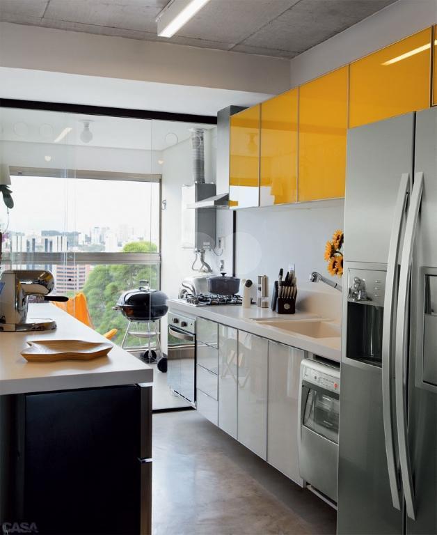 Aluguel Apartamento São Paulo Jardim Fonte Do Morumbi REO262153 2