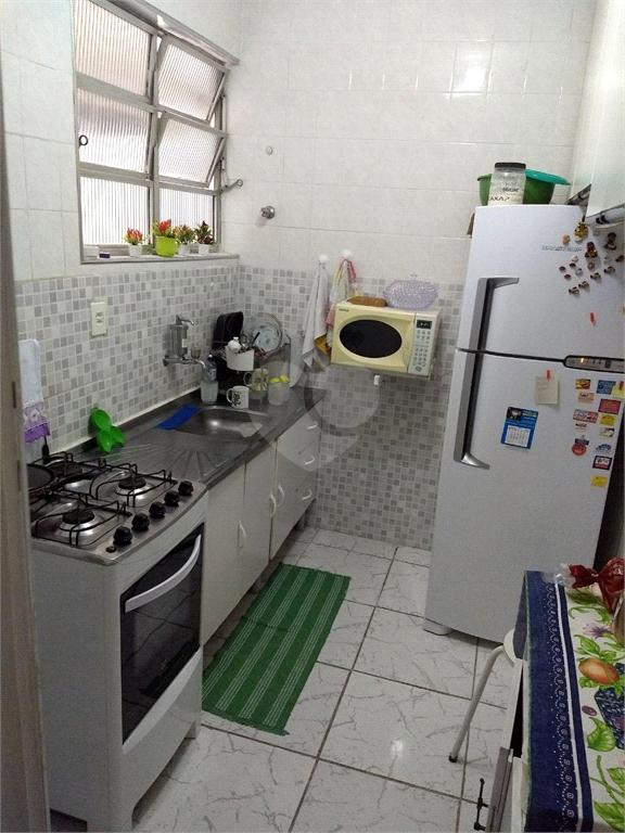 Venda Apartamento Santos Gonzaga REO262406 4
