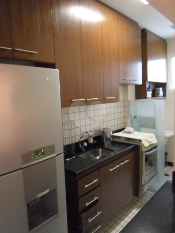 Venda Apartamento Santos Gonzaga REO262464 22