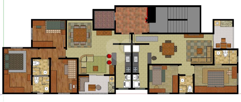 Venda Apartamento Sorocaba Vila Hortência REO262815 49