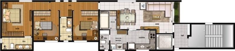 Venda Apartamento Belo Horizonte Carmo REO2629 1